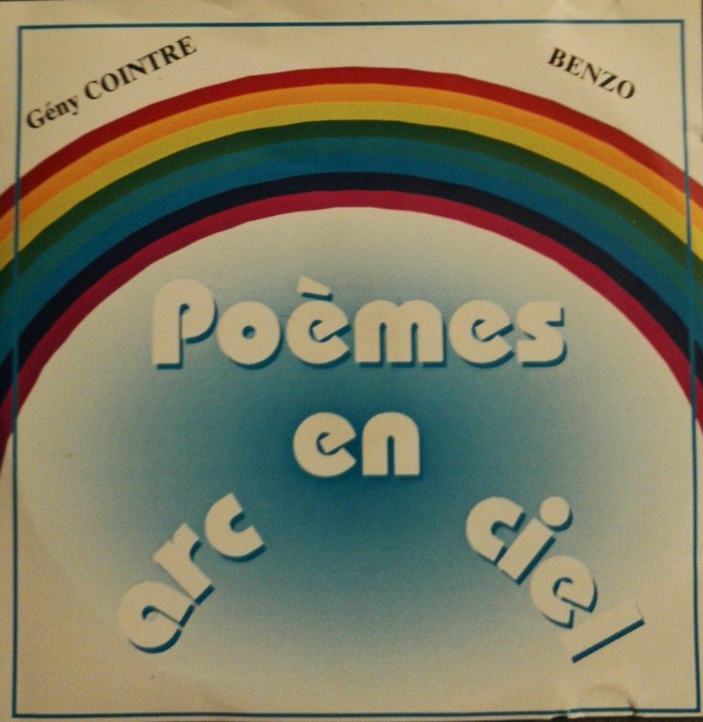 Poèmes en arc en ciel - Gény Cointre & BENZO (1996)
