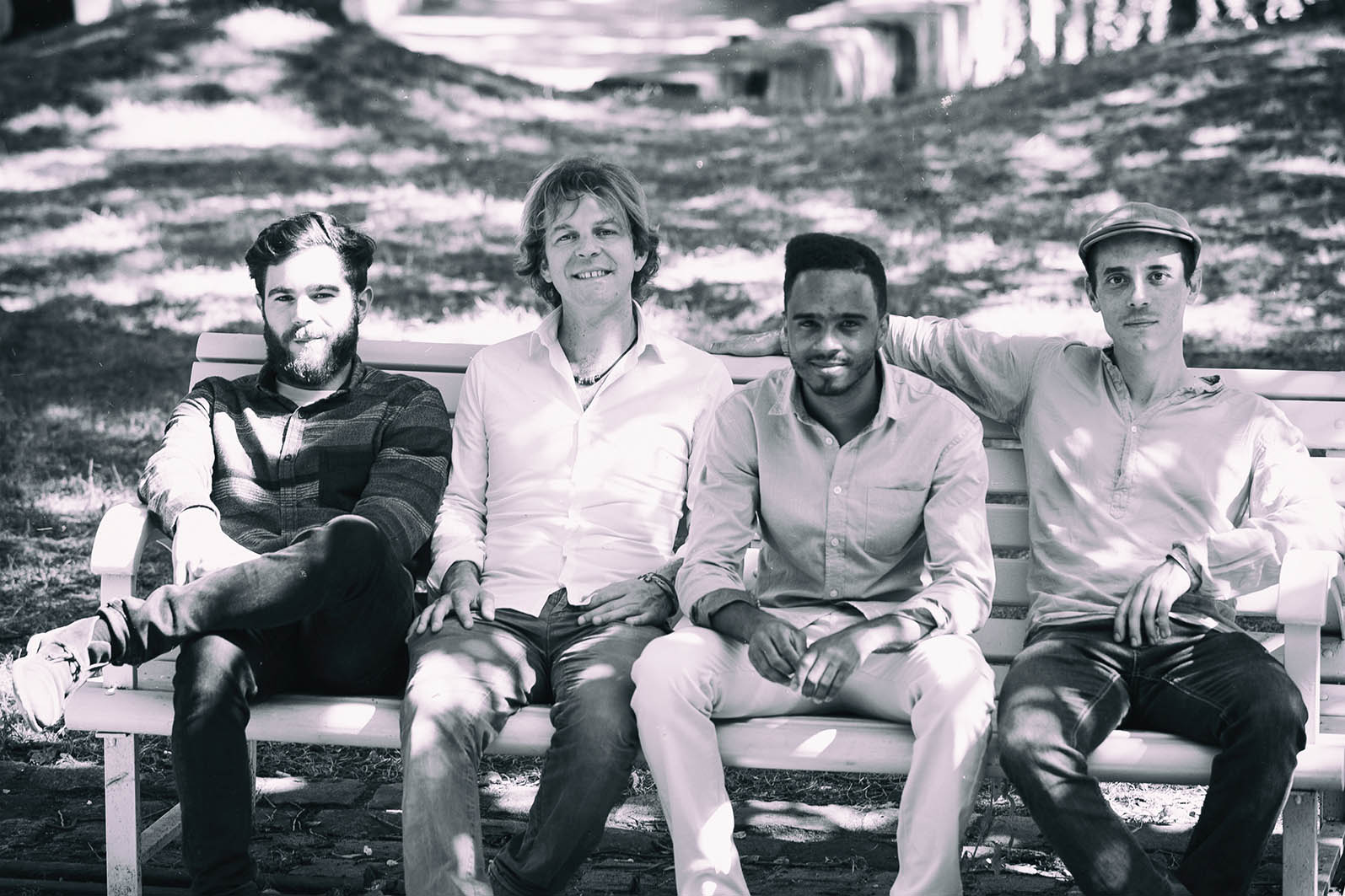 Arnaud Dolmen Quartet Show, 16/10/16 at Caf'Muz