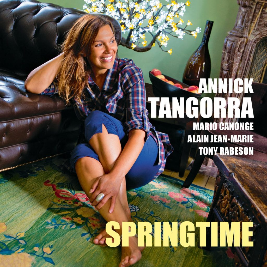 Springtime - Annick Tangorra